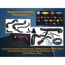 Manguera De Calefaccion Ford Ecosport 2.0 /1.6v Tres Vias