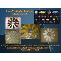 Aspa Ventilador Toyota Terios 02-07