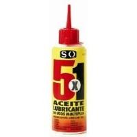 Aceite Lubricante 5 X 1 Marca: Sq Gotero 115ml