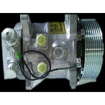 Compresor Sanden 505 Polea Multicanal