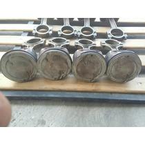 Pistones Con Bielas Y Anillos Motor 6.0 Silverado 3500 Hd