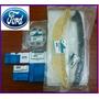 Kit Cadena De Tiempo Ford Fiesta 1.6 2003 Al 2011 Original