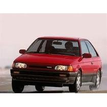 Bloque Motor Std Mazda 323 Carburado, 1.3 / E3, Usado.