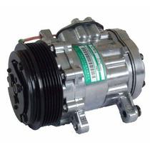 Compresor Sanden 7b10 Vitara,spark,swift,steem,matiz,picanto