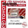 Valvula Sensor Presion Aceite Toyota Fortuner Hilux