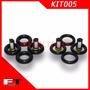 Kit Para El Mantenimiento De Inyectores(optra,lanos,tacuma)
