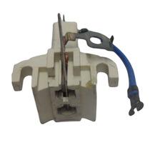 Carbonera Alternador Ford C/ Cable Enchufe 2 Patas