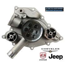Bomba Agua Jeep Chrysler Dodge Jeep 5.7l 6.1l Wk Hemi 05-10
