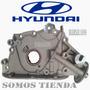 Bomba Aceite De Motor Hyundai Tucson / Elantra 2.0 Original