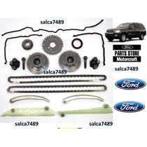 Kit Cadena De Tiempo Ford Explorer 2006-2011 4.6l V8 3v