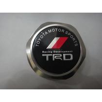Tapa Aceite De Motor Trd