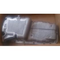 Cárter Motor Aveo Optra Original Con Plancha Enfriamiento
