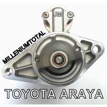 Arranque Toyota Avila Baby Camrry Araya Samurai 3 F Machito