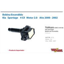 Bobina Kia Sportage Mot: 2.0 2000 - 2002