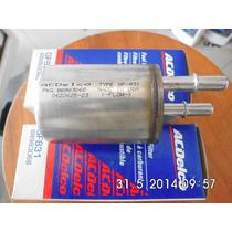 Filtro De Gasolina Ac Delco Universal, Adaptable