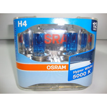 Osram Cool Blue 5000k Aveo 206 Fiesta Meru Corolla Uno L300