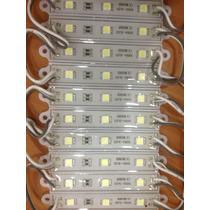 Modulos De 3 Led 5050 Luz Blanca