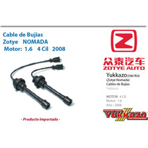 Cable Bujias Zotye Nomada 1.6 2008