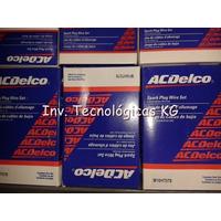 Cables De Bujías Chevrolet Aveo Original Acdelco Garantia