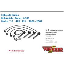 Cable Bujias Mitsubishi Panel L-300 2.0 2000-2009
