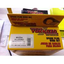 Cable Para Bujia Mazda Allegro 1.8 04 Al 05 16v Dohc
