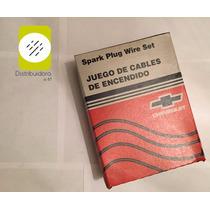 Cables De Bujías Para Chevette De Año 86 Al 88 4 Cilindros