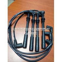 Juego Cable Bujias Chery Arauca Qq6 X1 Original Kit Bujia