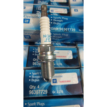 Bujia 3 Electrodos Gm Optra Desing 100% Original