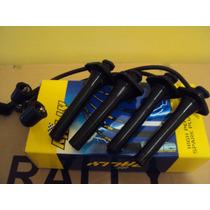 Cable De Bujía Ford Laser 4cil M1.8 V16 (00-02) (4 Cables)