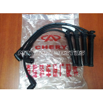 Juego Cable Bujias Chery Orinoco A3 Original Kit