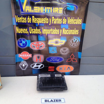 Computadora Chevrolet Blazer 4x4 Automática Año 2000