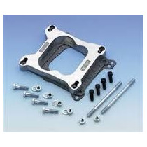 Adaptador Holley / Quadrajet, Aluminio, Holley / Edelbrock