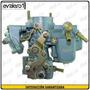 1354 Carburador Nuevo Rally Fiat 1300 1 Boca 4 Cilindros