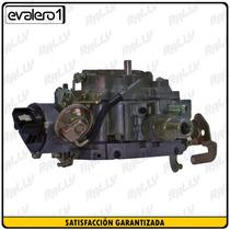 138 Carburador Rally Medialuna Chevy 231 252 262 292 6 Cil