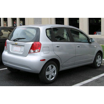 Bisagra Para Compuerta Chevrolet Aveo 2005/08 Usada