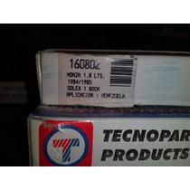 Kit Carburador Monza 1.8 Solex 1 Boca