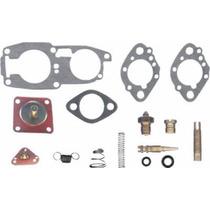 Kit Carburador Monza 1.8 Solex-brosol 1 Boca 3-tornillos