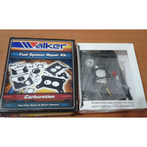 Kit De Carburador Walker Ford 302/351/400 (2 Bocas) 75/80