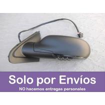Espejo Retrovisor Trailblazer 2002-07 Mica Blanca- Izquierdo