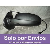 Espejo Retrovisor Silverado 2007-2011 Eléctrico Izquierdo!!