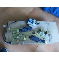 Cerradura De Compuerta Y Vidrio Explorer 2002/2005 Completa