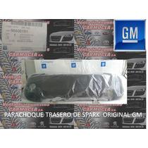 Parachoque Trasero Spark Original Gm