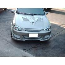 Parachoque Tuning Corsa Chevrolet Nuevo Sin Mallas