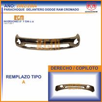 Parachoque Delantero Dodge Ram 2005 Al 2008