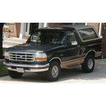 Guaya Para Compuerta Bronco Años 1989 Al 1996