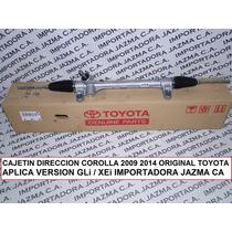 Cajetin Direccion Corolla Gli Xei 2009 2013 Original Toyota
