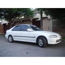Biseles O Farquilla Para Borde De Ventana Honda Civic 92-95