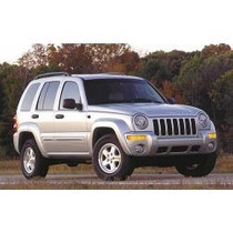 Kit Cromado Pilares Y Parales Jeep Cherokee Liberty