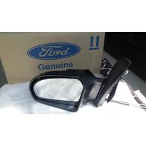 Espejo Retrovisor Izquierdo Ford Fiesta Power Max Y Move Ori