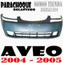 Parachoque Delantero Chevrolet Aveo 2004 - 2005 (koreano)